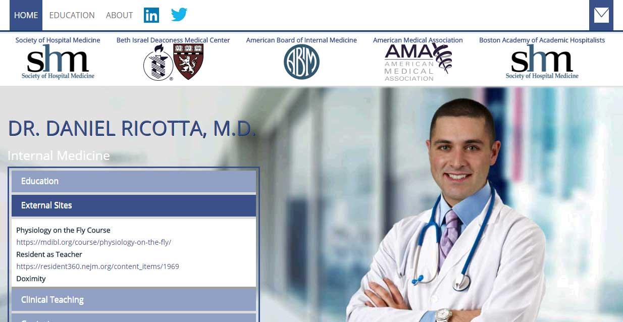 Daniel Ricotta, MD