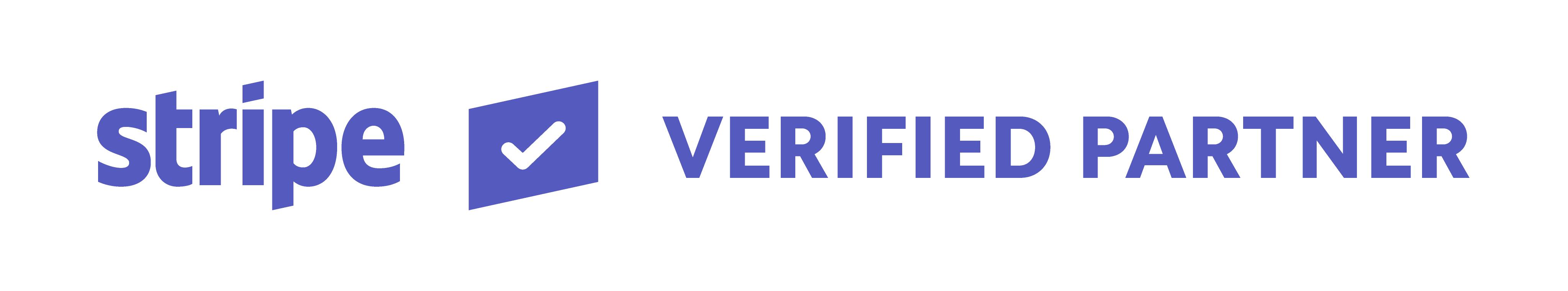 Stripe Verified Partner Tag